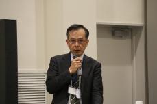 Prof. S. Mori (Director-General; IAS)