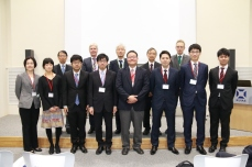 CiMPhy group photo (with Visiting Professors)