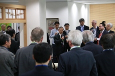 A toast from Prof. A. D. Ho (CiMPhy Visiting Professor)