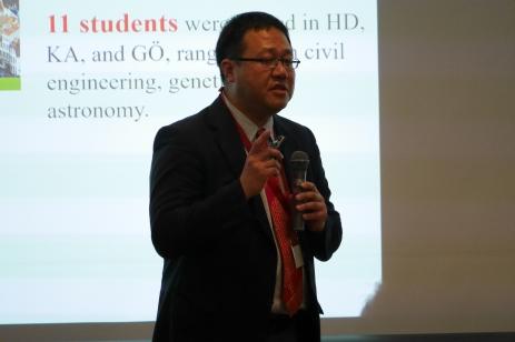 Prof. M. Tanaka