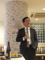 Farewell Party (Prof. N. Minato)