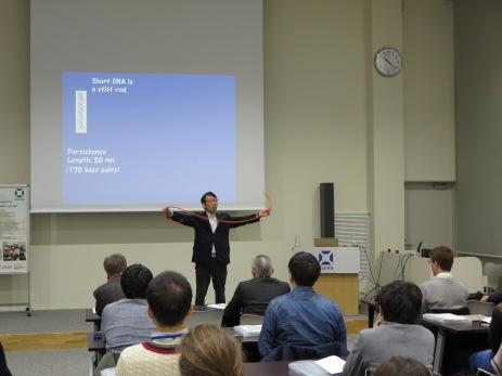 Lecture (Prof. K. Yoshikawa)